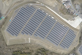 Seicho-No-Ie Joyo, Kyoto Mega Solar Power Plant
