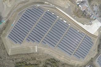 京都・城陽メガソーラー発電所