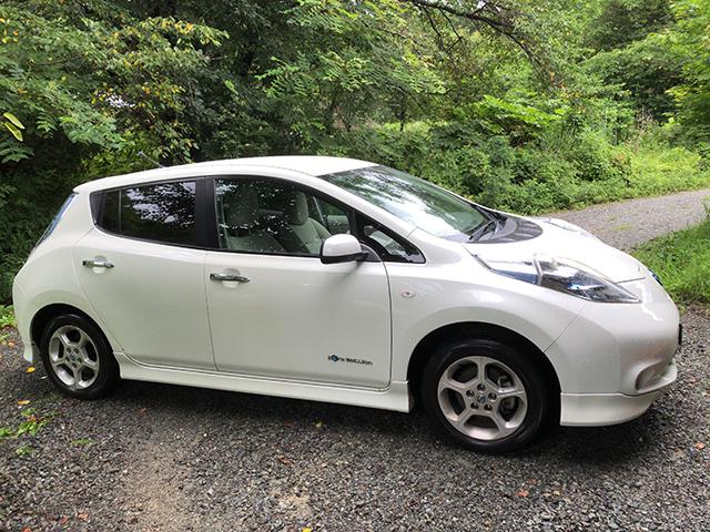 私も電気自動車を活用しています