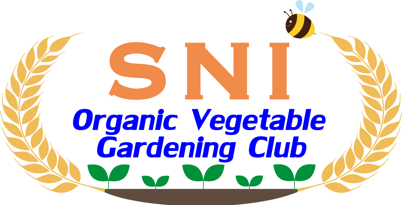 オーガニック菜園に取り組んでいる生長の家の組織会員のサイトです