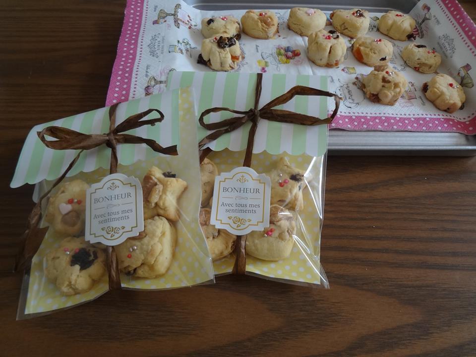 国産くるみクッキー