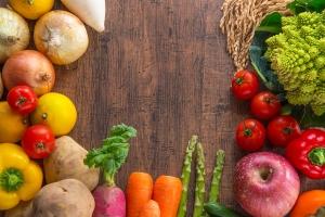 ノーミート、低炭素の食生活